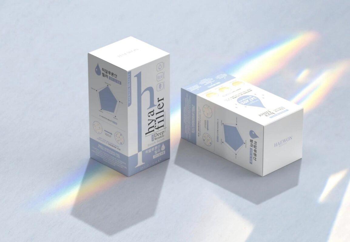 นับถอยหลัง Haewon Hya Filler Anti-deep wrinkle enrich serum